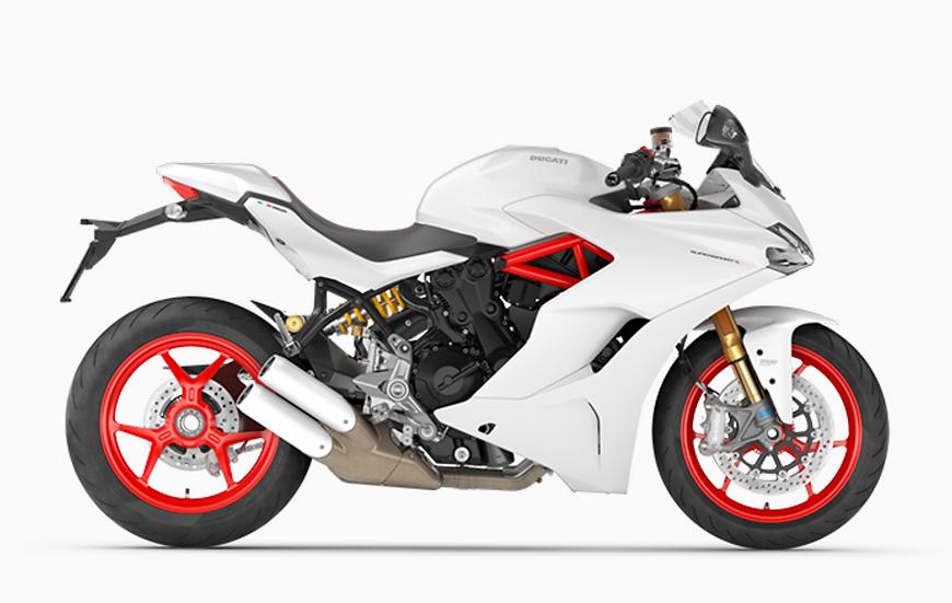 Ducati Super Sport S - Occasion Récente