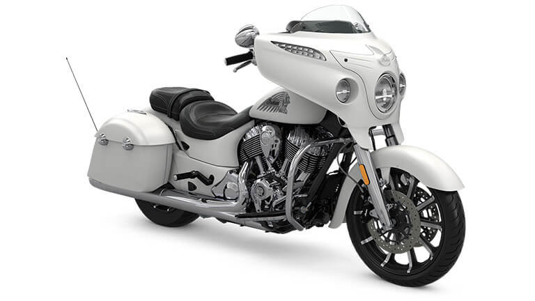 Indian Chieftain Limited - Occasion Récente