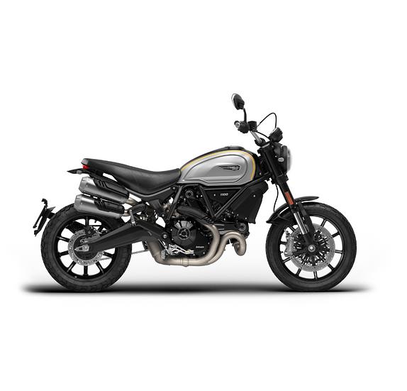 Ducati Scrambler PRO - Occasion Récente
