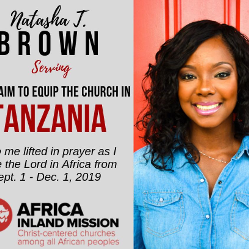 Serving in Tanzania