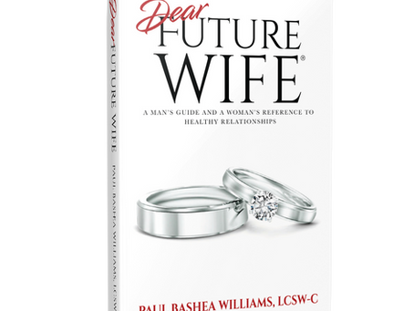 Dear Future Wife by Bashea Williams