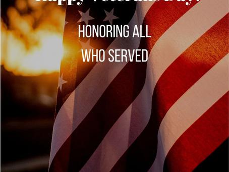 Veterans Day Book Spotlight