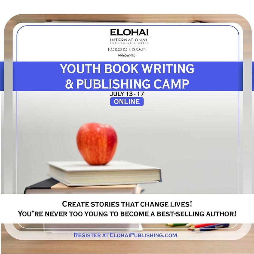 Youth Book Writing & Publishing Camp