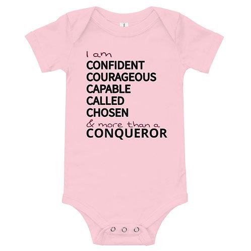 Confident Baby Onesie
