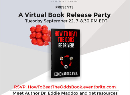 How to beat the odds virtual release party