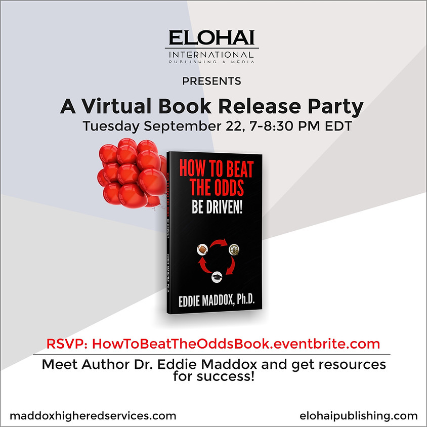 How to Beat the Odds Virtual Book Release Party