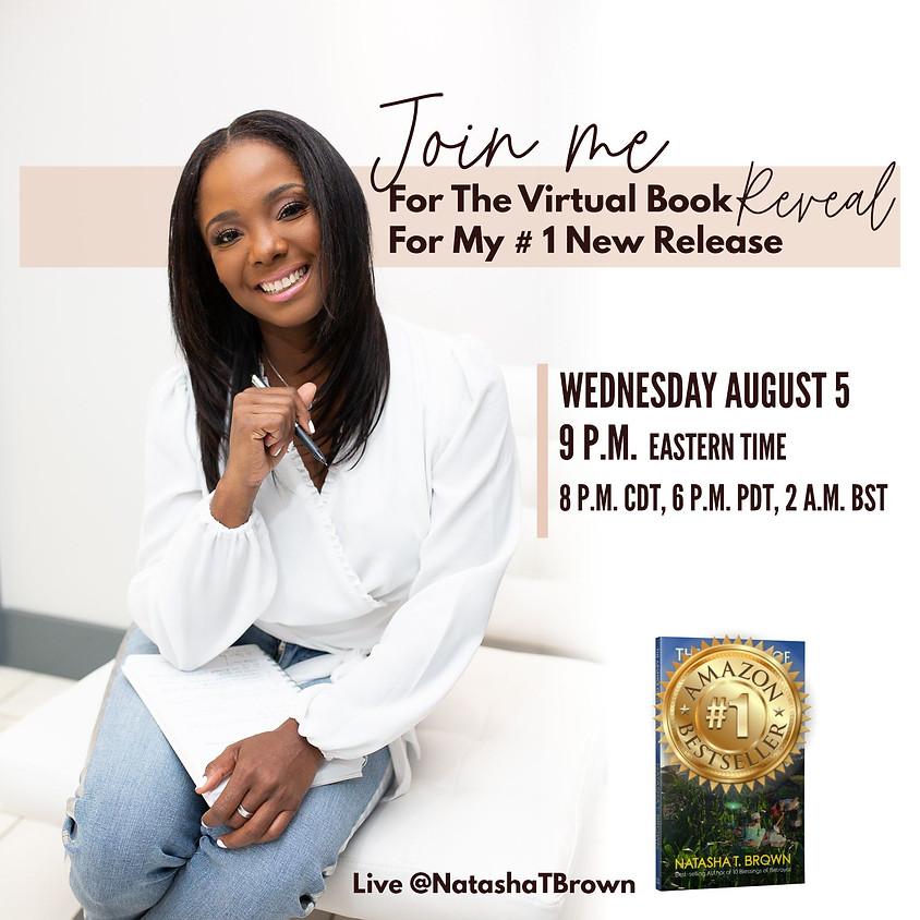Natasha's Virtual Book Reveal Party