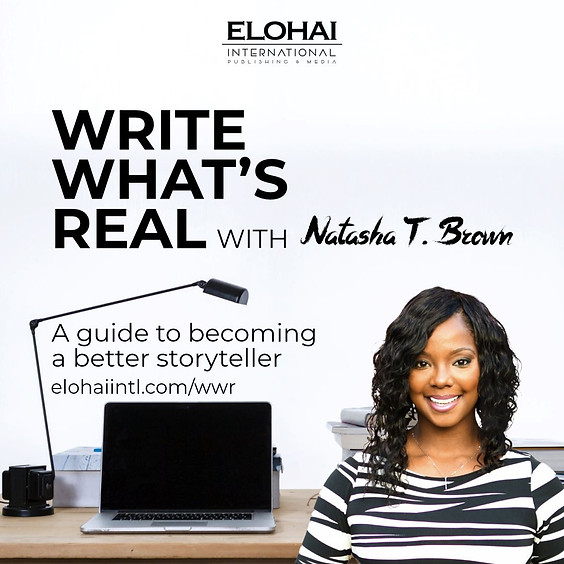 Write What's Real Author's Suite Open Enrollment