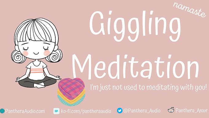 Giggling Meditation
