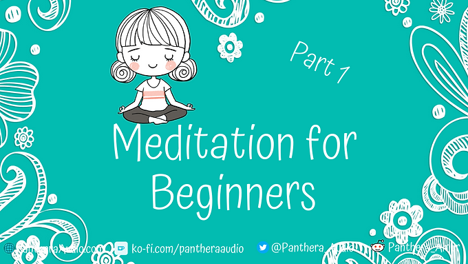 Meditation for Beginners 1