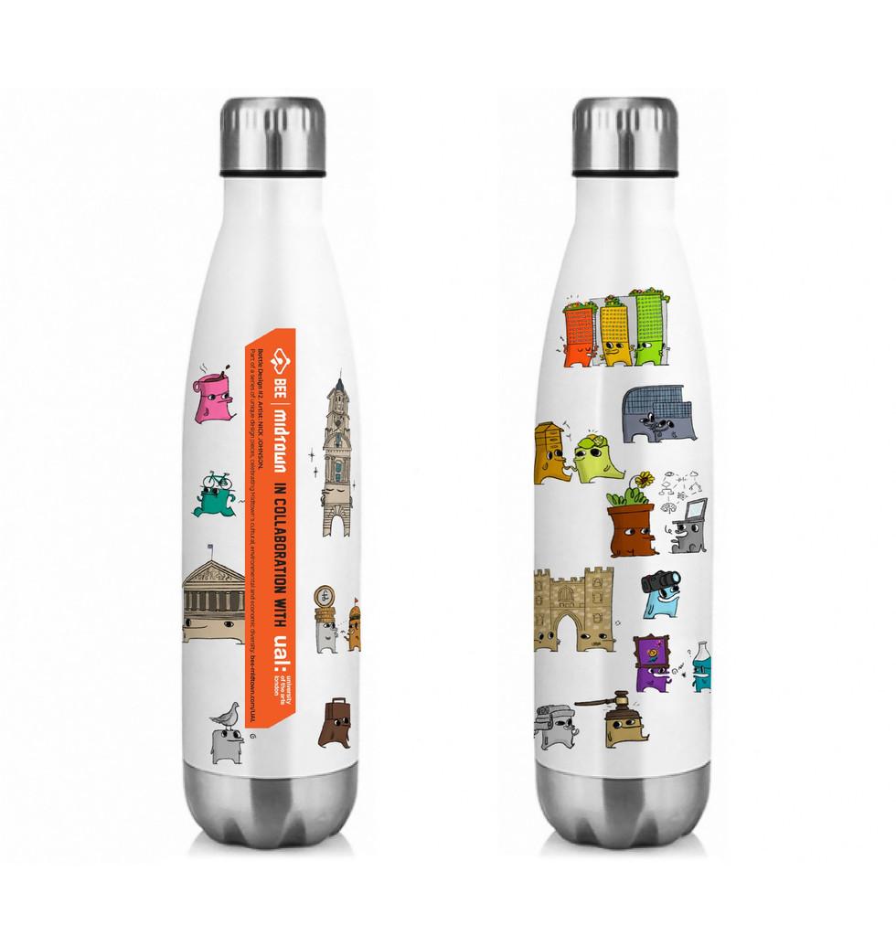 Flask artwork visualisation