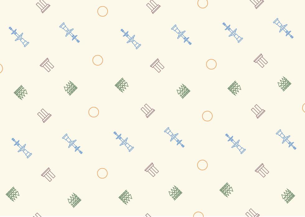 Pattern sample
