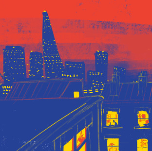 Brixton Nightscape