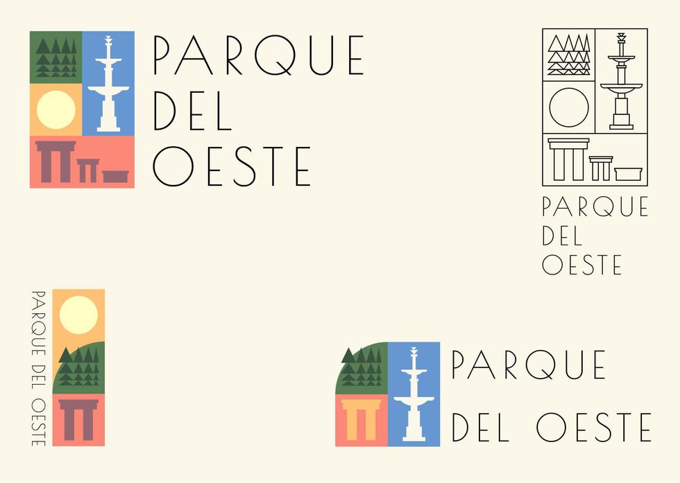Logo arrangements and variations