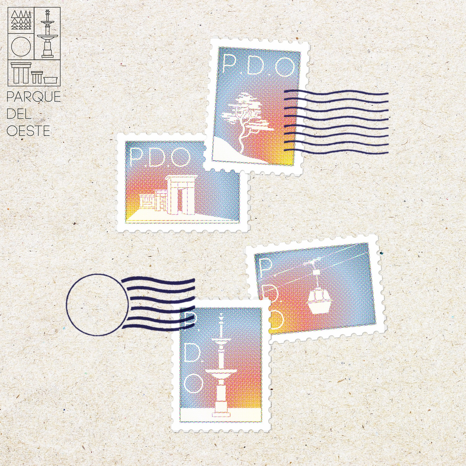 Stamp mockups 1