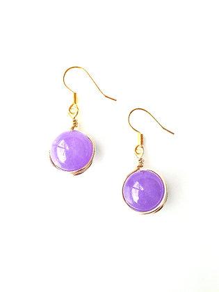 Bridesmaid - purple large