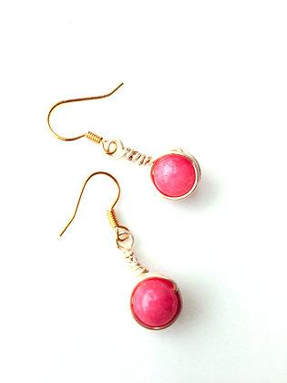 Bridesmaid - pink coral