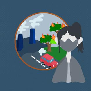 Baixa qualidade do ar: uma questão de saúde pública