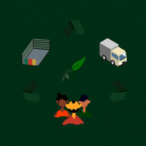 Bauru registra queda no volume de material reciclável coletado