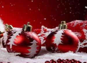Danke und Frohe Weihnachten!