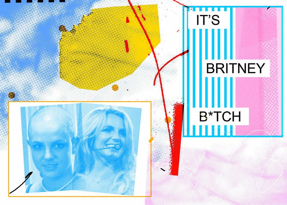 britney, bitch