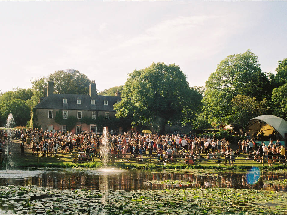 Gottwood and the Festival Experience