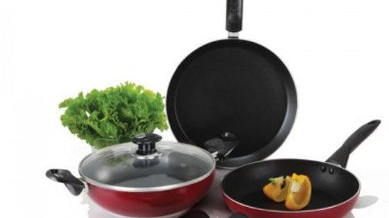 Alda Non Stick Cookware 6 Pcs. Gift Set