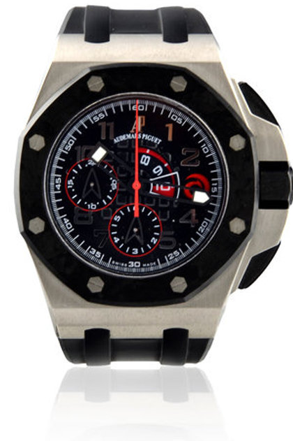 AUDEMARS PIGUET PLATINUM LIMITED EDITION ALINGHI