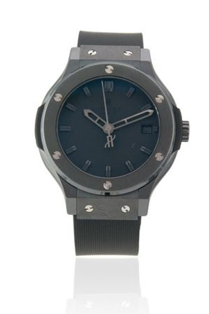 HUBLOT CLASSIC FUSION 33mm ALL BLACK LIMITED EDITION