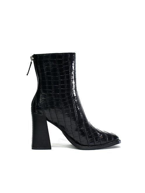 Ladies Boot Patent design