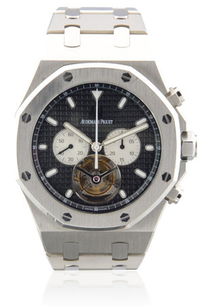 AUDEMARS PIGUET ROYAL OAK CHRONOGRAPH TOURBILLON