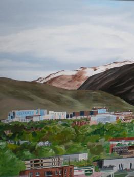 Wastch, Panel 1, 2007