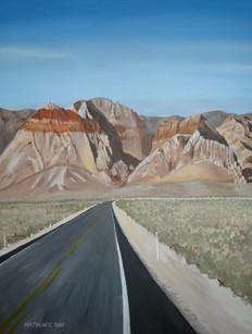 Red Rock Highway, 2007