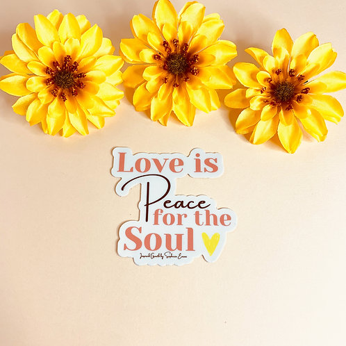 """""""Love is univerSOUL"""""""