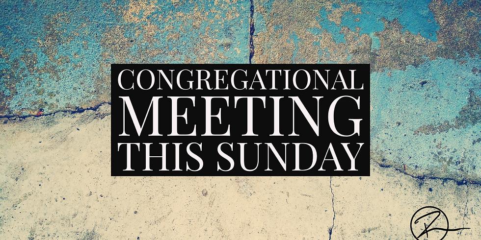 Congratulational Meeting