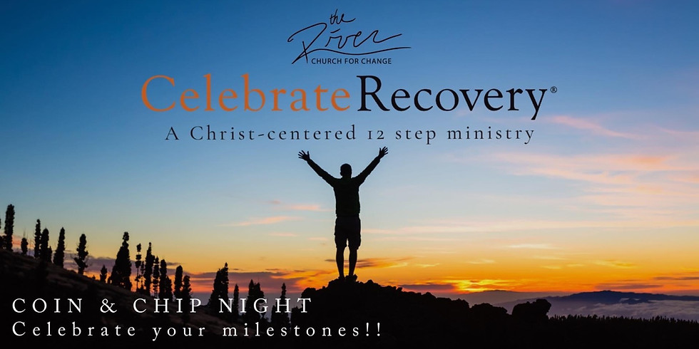 Celebrate Recovery- CR Coin and Chip Night