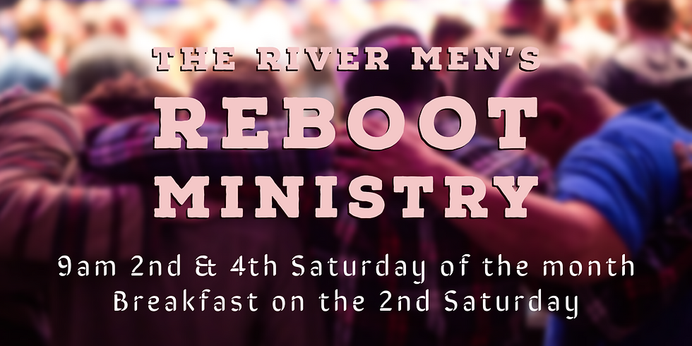 Men's Reboot Ministry