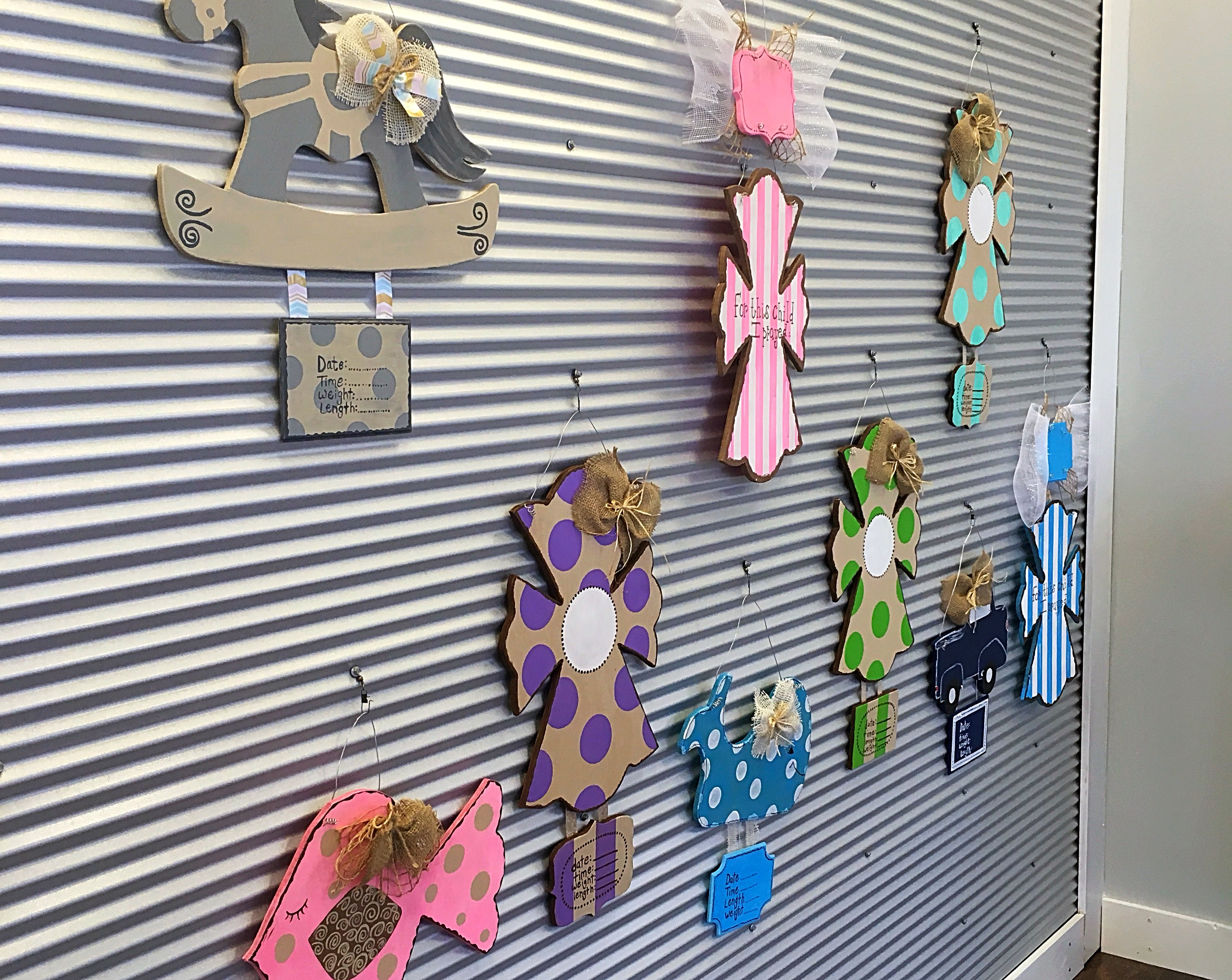 wall hangers, baby stores near me