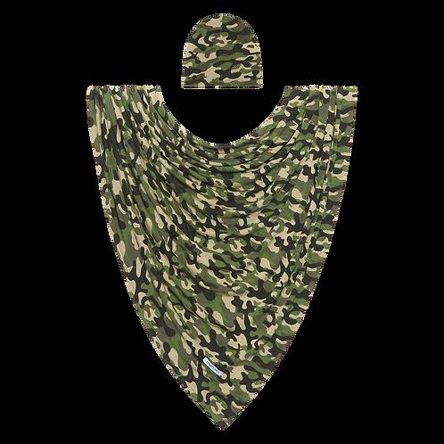 Posh Peanut Cadet Swaddle Set