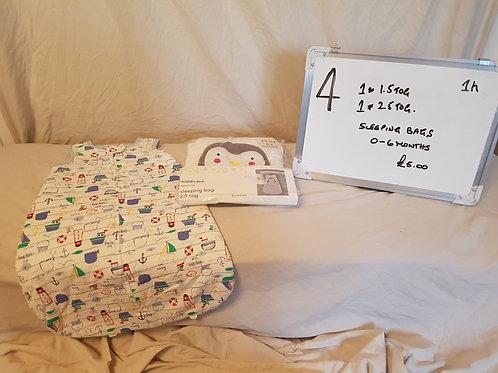 Sleeping  Bags, 0-6 Months,