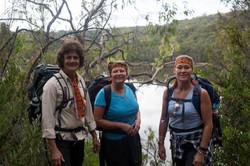 Women of Wander over the Glenelg