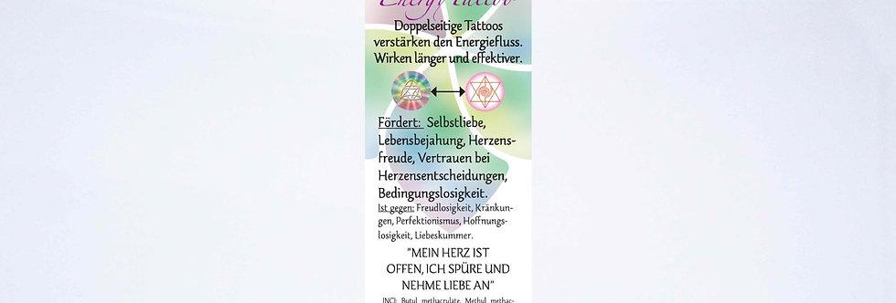 EnergyTattoo Nr. 9 Wahre Liebe