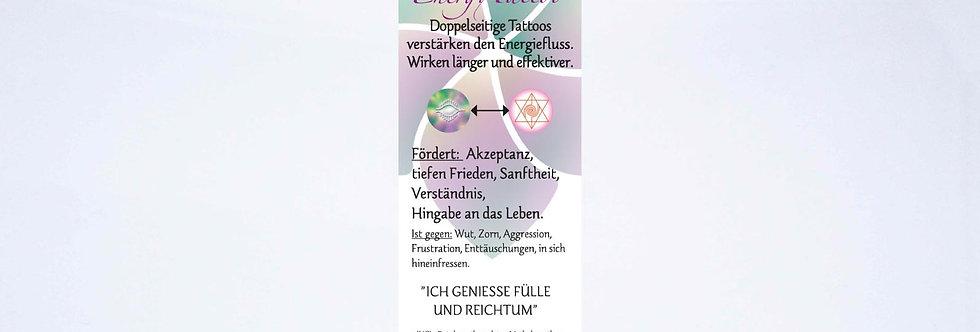 EnergyTattoo Nr. 4 Frieden