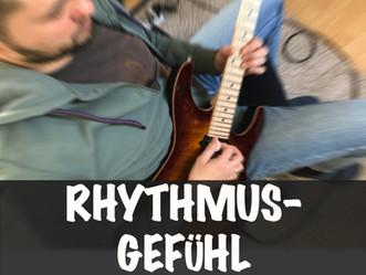 Rhythmusgefühl
