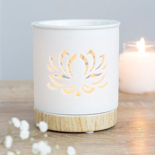Lotus Wax Burner