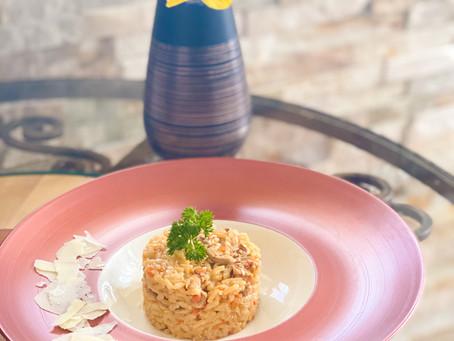 RECEPT: Slastna rižota s puranom