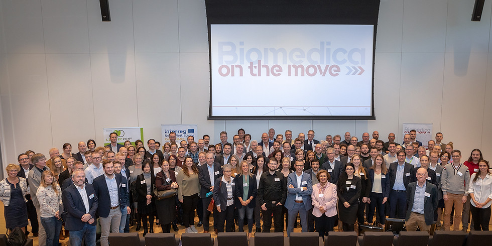 Biomedica on The Move 2021: Business Opportunities in Innovative Materials in Life Sciences
