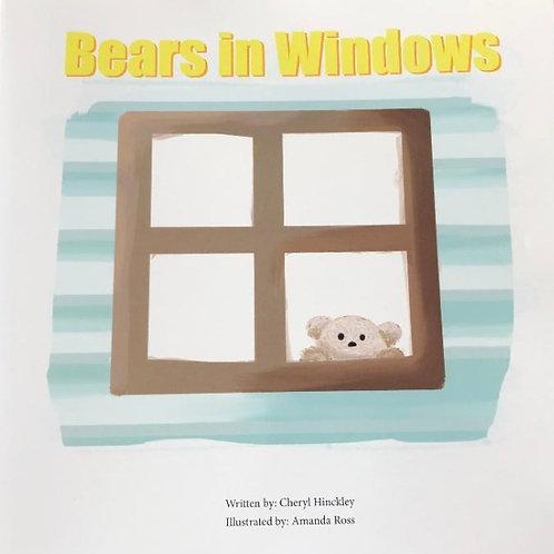 10 Bears in Windows Books