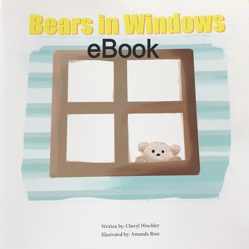 Bears in Windows- ebook