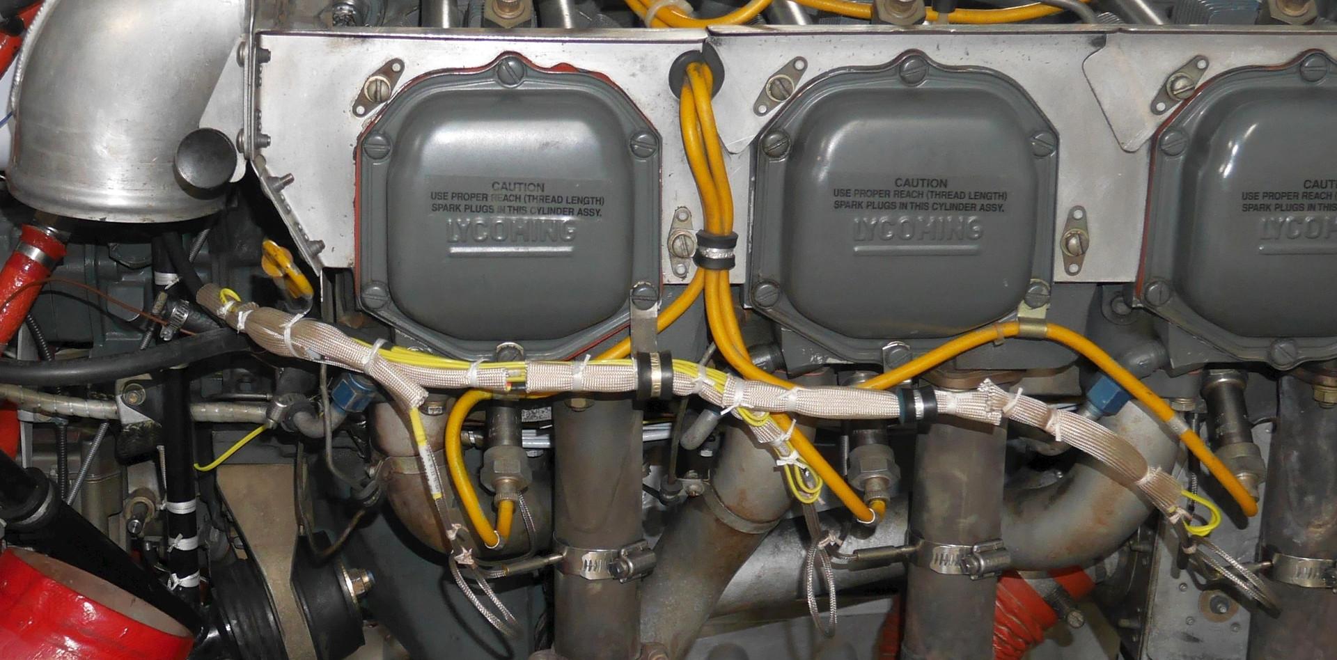 JPI on Lycoming 0-540L3C5D